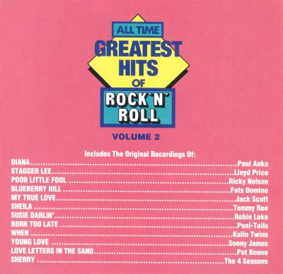 all time greatest rock n roll vol 2 various artists songs reviews credits awards allmusic. Black Bedroom Furniture Sets. Home Design Ideas