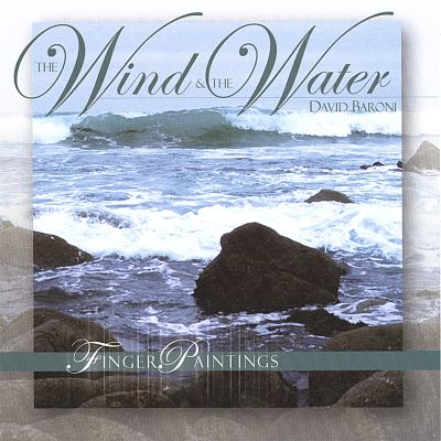 Fingerpaintings: The Wind and the Water