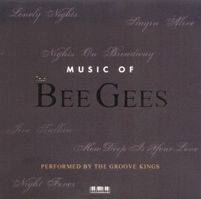 Music of the Bee Gees