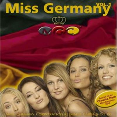 Miss Germany: The Official Compilation