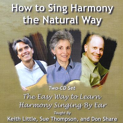 How to Sing Harmony the Natural Way