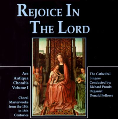 Rejoice in the Lord, Vol. 1