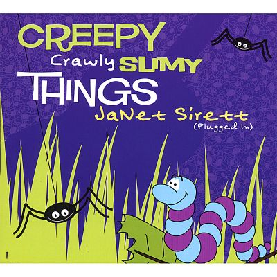 Creepy, Crawly, Slimy Things