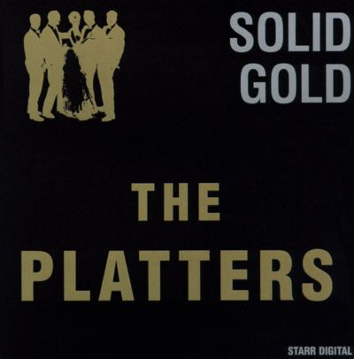 The Platters in Solid Gold