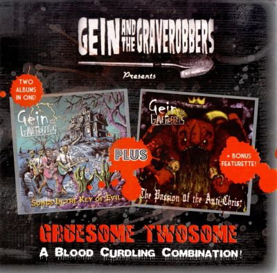 Grusome Twosome: Songs in the Key of Evil/The Passion of the Anti-Christ