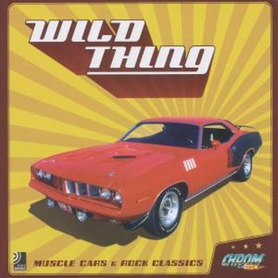 Wild Thing [Earbooks]