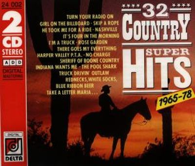 32 Country Super Hits