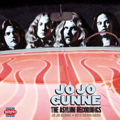 The Asylum Recordings: Jo Jo Gunne + Bite Down Hard