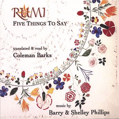 Rumi: Five Things to Say
