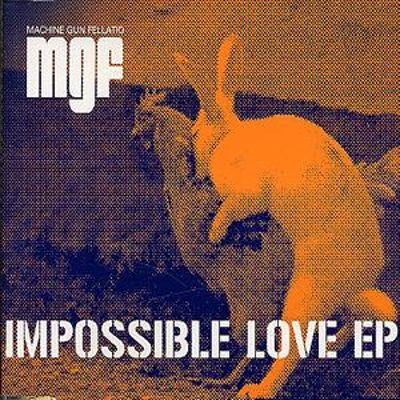 Impossible Love EP [UK CD]