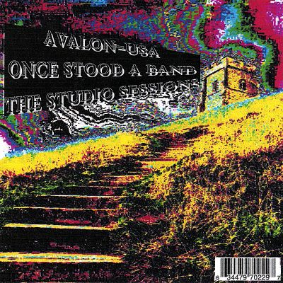 Once Stood a Band: The Studio Sessions