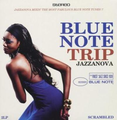 Blue Note Trip Jazzanova: Scrambled