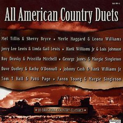 All American Country Duets [Karussell]
