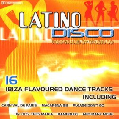 Latino Disco, Vol. 16