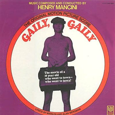 Gaily, Gaily [Original Soundtrack]