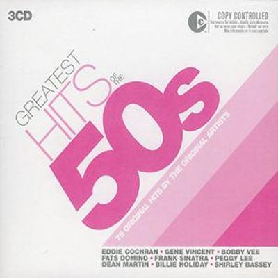 Greatest Hits of the 50's [EMI]