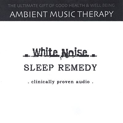 White Noise Sleep Remedy