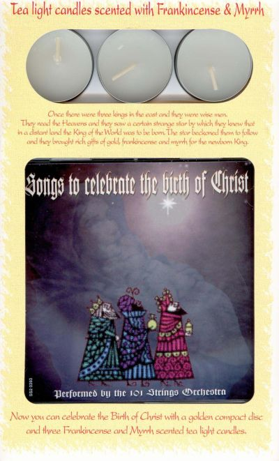 101 Strings - Songs to Celebrate the Birth of Christ
