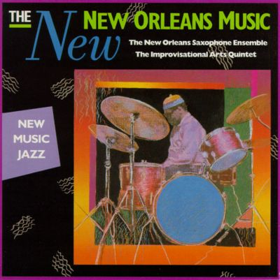 The New New Orleans Music: New Music Jazz