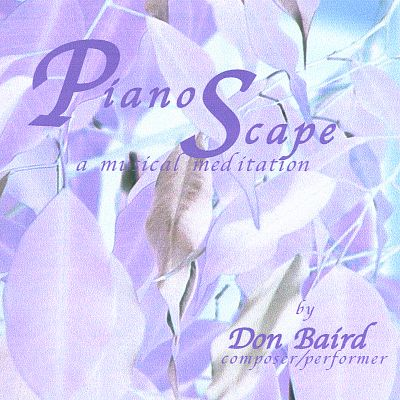Piano Scape: A Musical Meditation