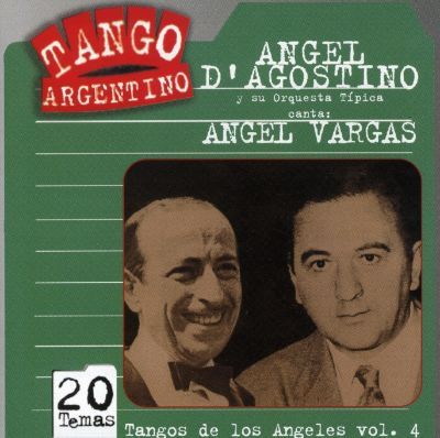 Tangos de Los Angeles, Vol. 4