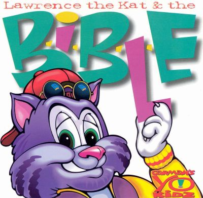 Lawrence the Kat and the Bible