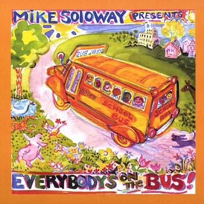 Everybody's on the Bus: School Bus Songs