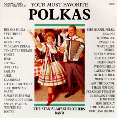 Your Most Favorite Polkas