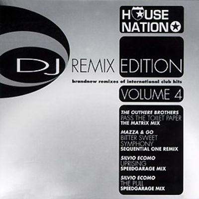 DJ Remix Edition, Vol. 4