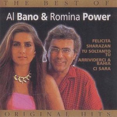 Best of al bano romina power original hits al bano for Al bano romina power