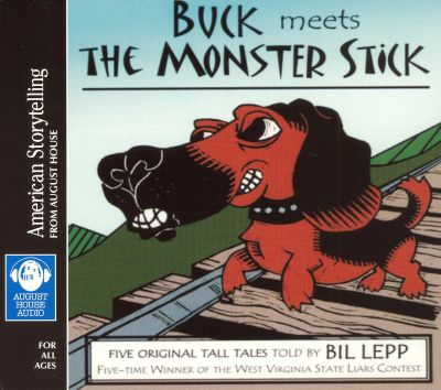 Buck Meets the Monster Stick