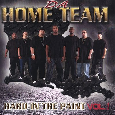 Hard in the Paint, Vol.1