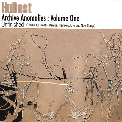 Archive Anomalies, Vol. 1: Unfinished