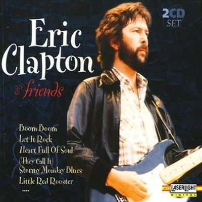eric clapton friends laserlight eric clapton songs reviews credits allmusic. Black Bedroom Furniture Sets. Home Design Ideas