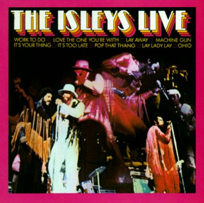 Isley Brothers Live releases ? | Steve Hoffman Music Forums
