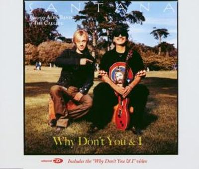 Why Don't You & I [Germany CD]