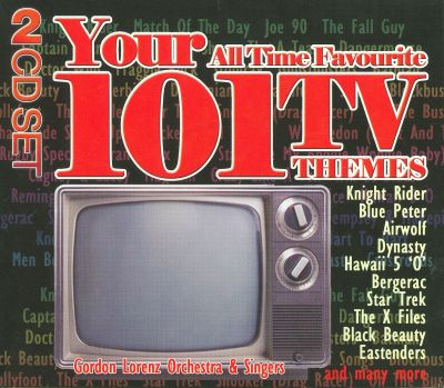 Your 101 All Time Favourite TV Themes