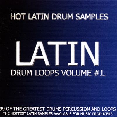 99 of the Greatest Latin Drums