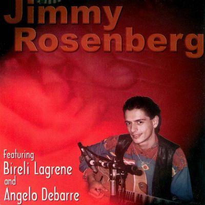 Hot Club Presents Jimmy Rosenberg