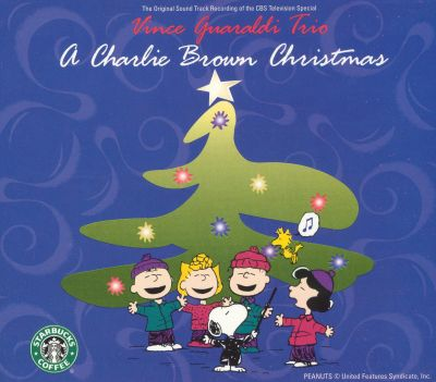 A Charlie Brown Christmas [Starbucks Exclusive] - Vince Guaraldi ...