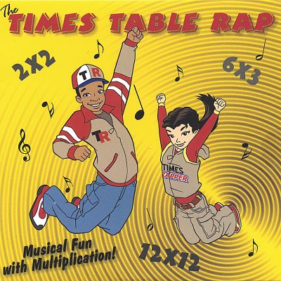 The Times Table Rap