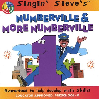 Numberville & More Numberville