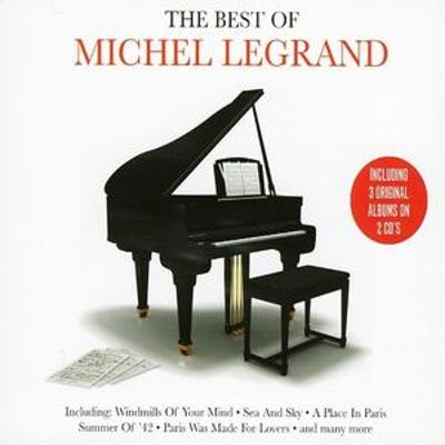 The Best of Michel Legrand [Not Now]