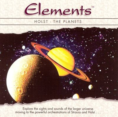 Elements: Holst - The Planets - Melbourne Symphony ...
