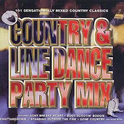 Country & Line Dance Party Mix
