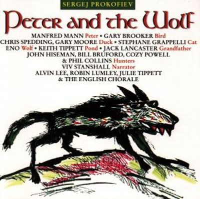 Peter & The Wolf [RSO]
