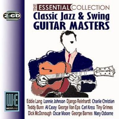 Classic Jazz and Swing Guitar Masters