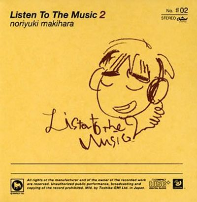 Listen to the Music, Vol. 2