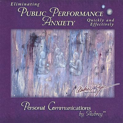 Public Performance Anxiety