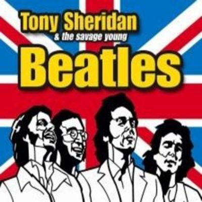Tony Sheridan with the Beatles
